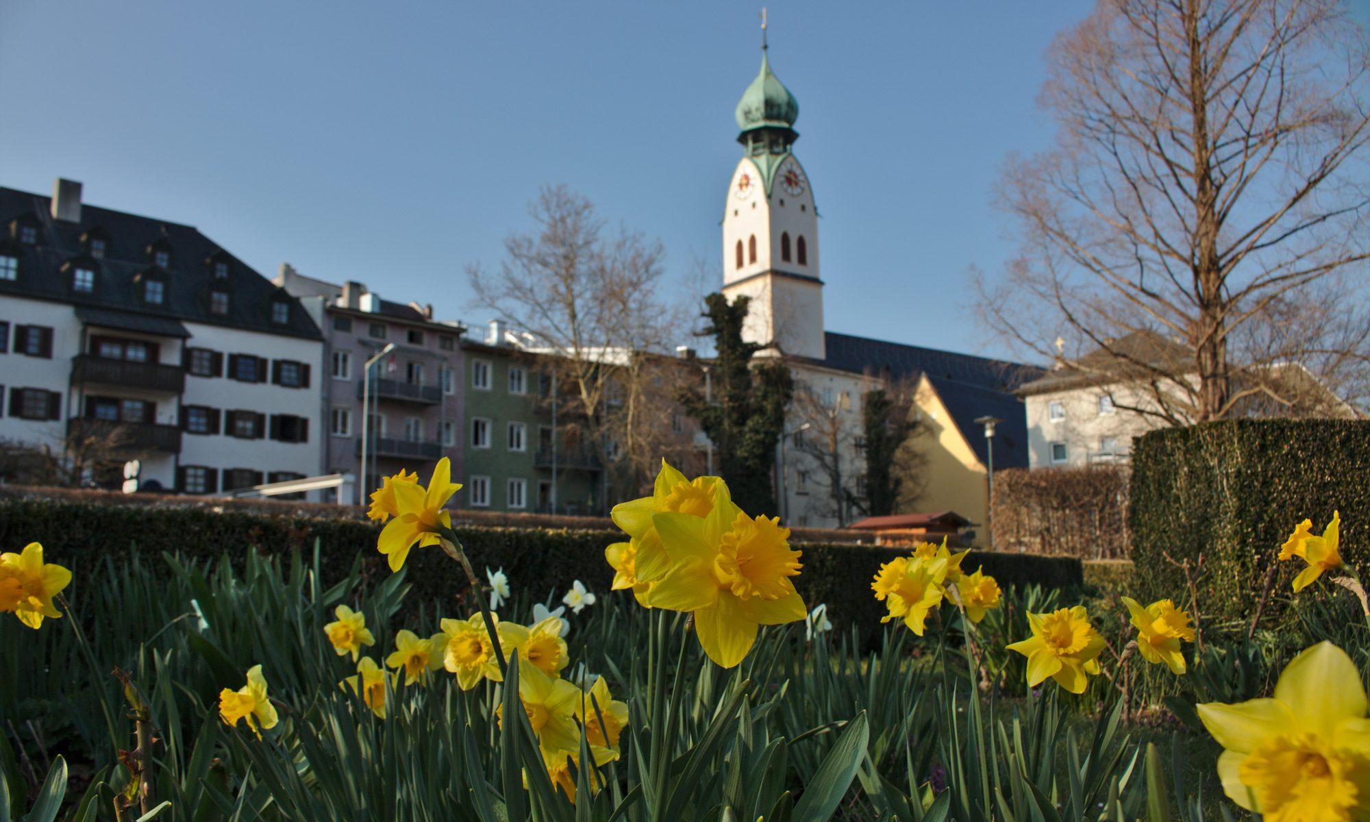 Aktivitäten in Rosenheim